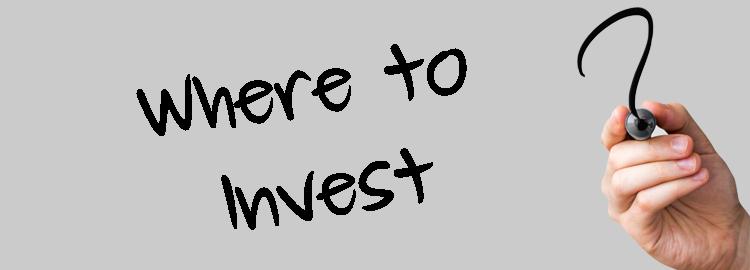 Hvor at investere dine penge?  10 trin til økonomisk succes