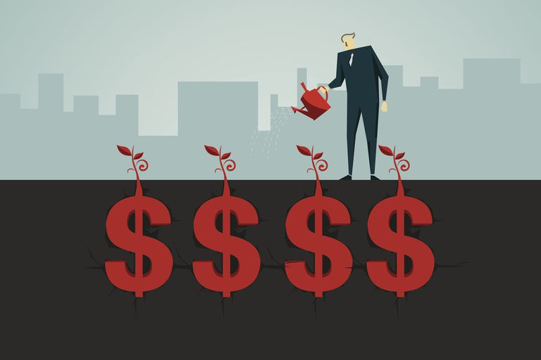 4 Möglichkeiten, Ihre Investitionen wachsen
