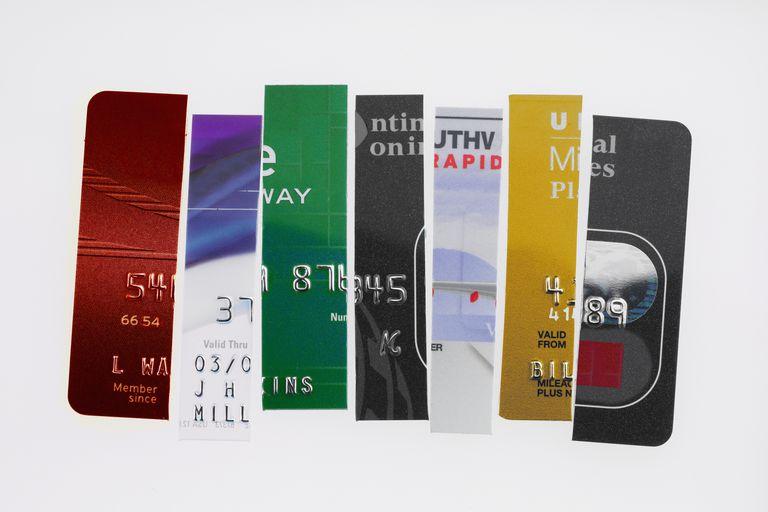 Pagrindiniai Kreditinė kortelė Įranga