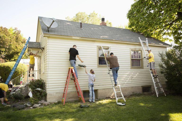 Come si deve bilancio per la casa riparazioni?