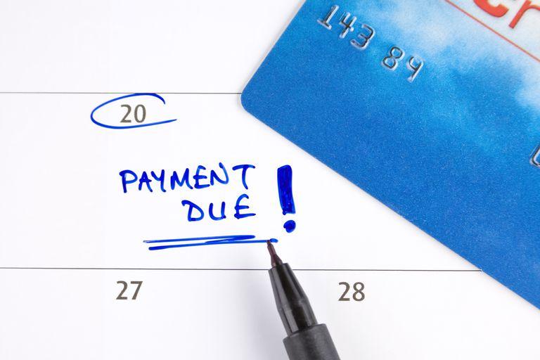 Как решить Вашу Ежемесячную Оплату кредитной карты