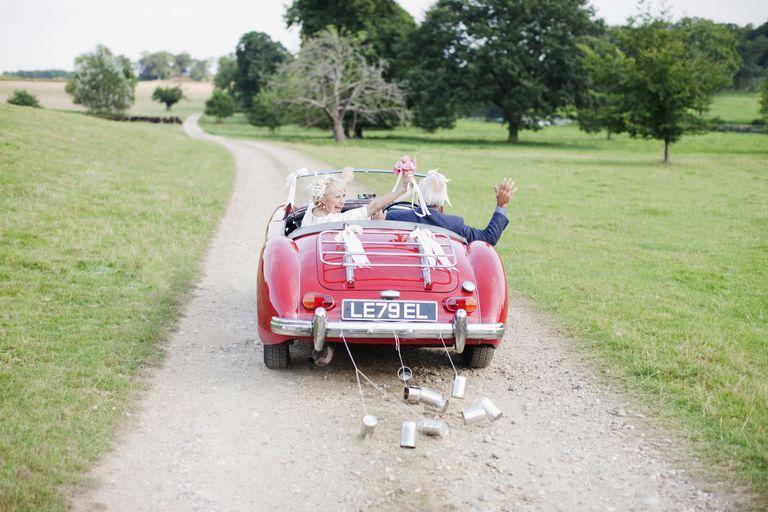 А след венчавката Финансова да се направи списък Ръководство за младоженци