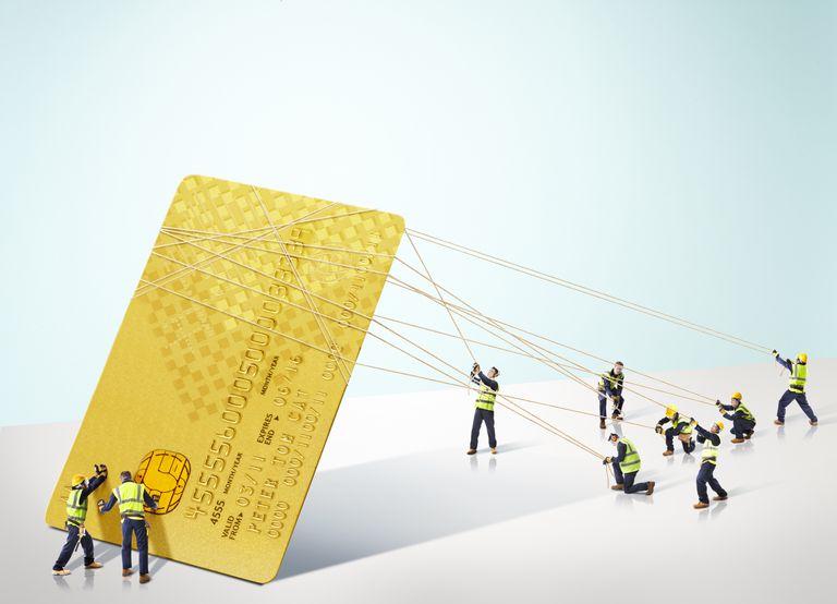 Klady a zápory kreditných kariet