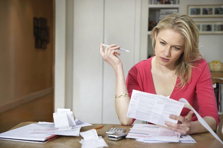 Hva gjør du når du ikke kan lage din Minimum Betaling med kredittkort