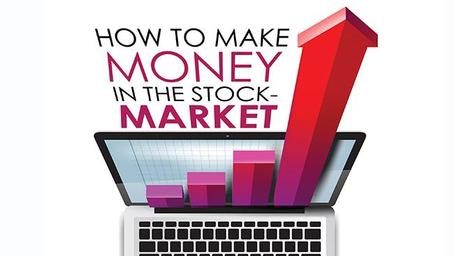 كيف يمكنني في الواقع كسب المال من شراء الأسهم؟