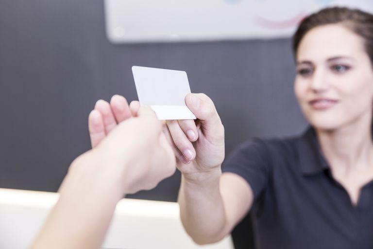 Si usted compra la tarjeta de crédito de seguro?