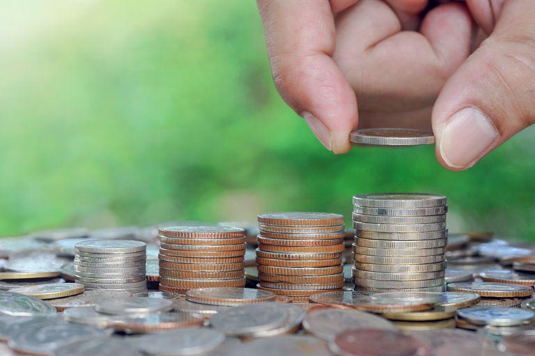 Making Money Använda utdelningstillväxt investera strategi