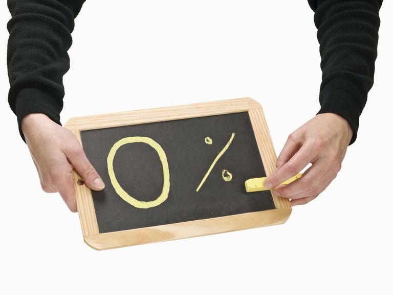 Hvordan virker en 0% Balance Transfer arbejde?