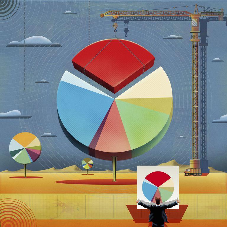 Vyvážení své investiční portfolio
