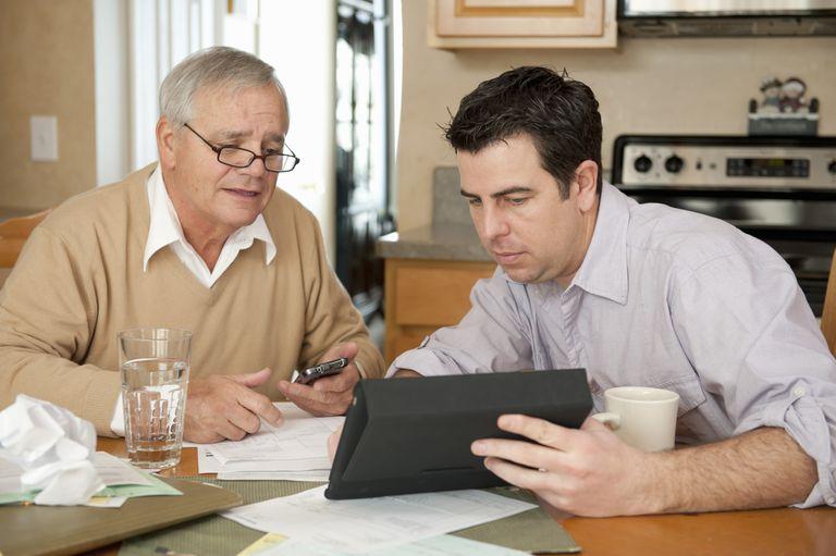 Ar trebui să vă plăti o datorie pentru adulți copilului?