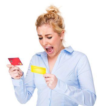 Sechs Angst vor Kreditkarten und Wie Get Over Them