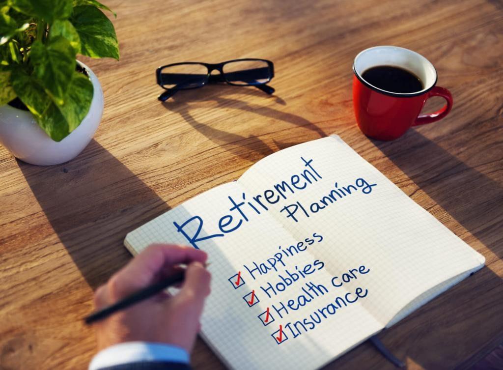 Odchod do důchodu plánování chyb Všichni měli vyvarovat