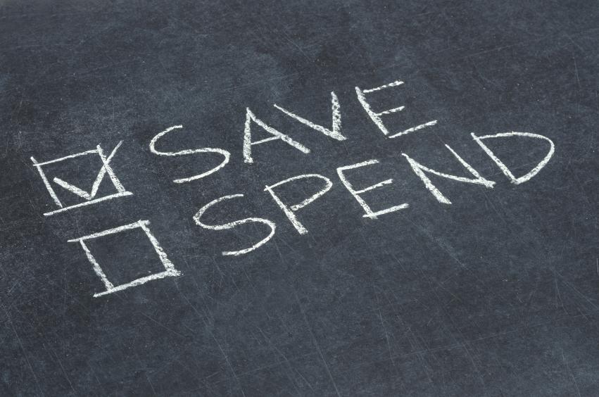 كيفية البقاء الدافع لتوفير المال