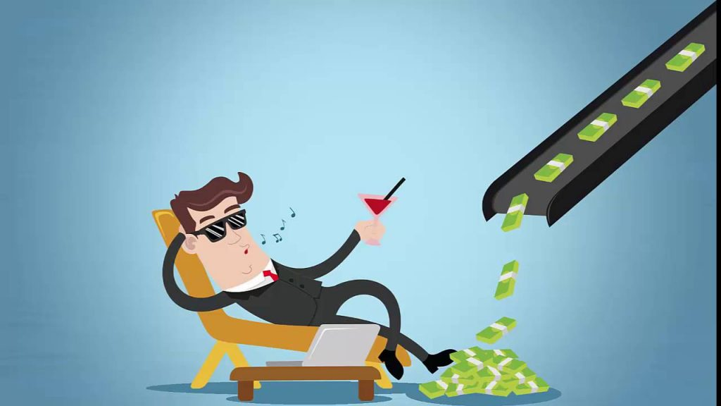 Cómo hacer dinero mediante la creación de Ingreso Pasivo