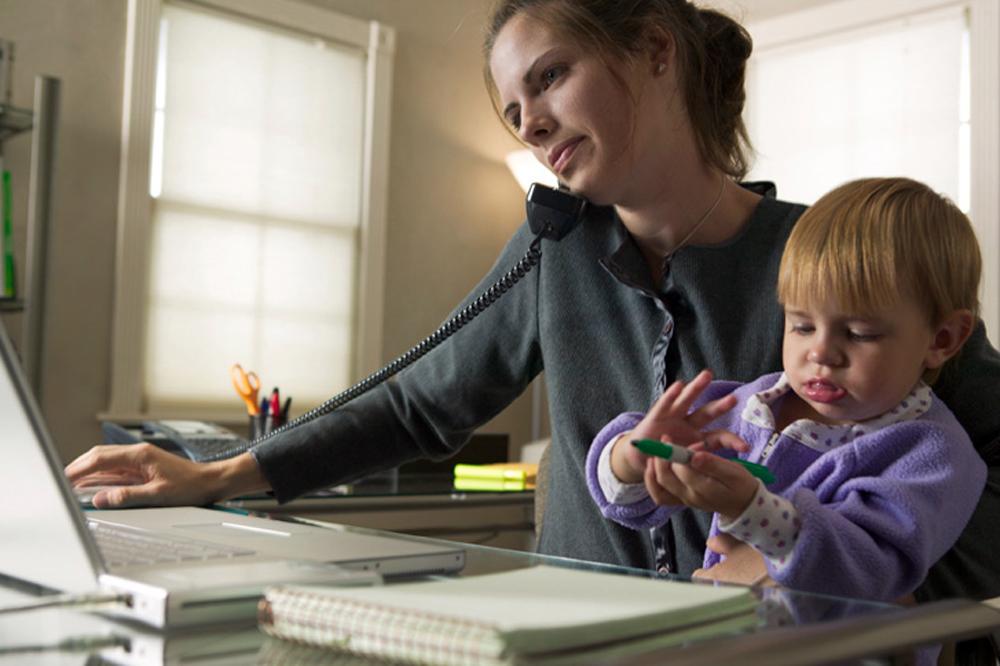 Cómo presupuesto como un Super Single Mom