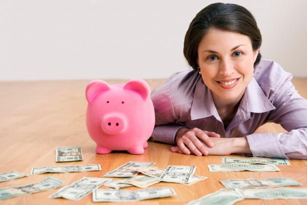 Aby se tyto malé investice u žen (A mít velký dopad)