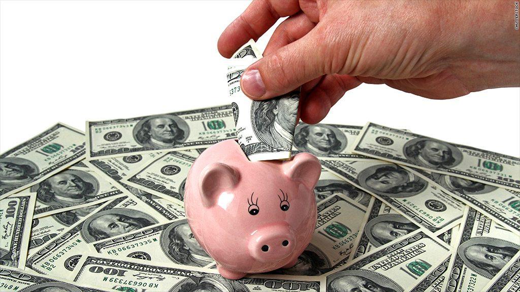 Lär dig hur mycket pengar för att hålla på ett sparkonto