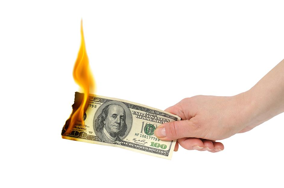 Así es como el dinero que tanto a perder al no invertir
