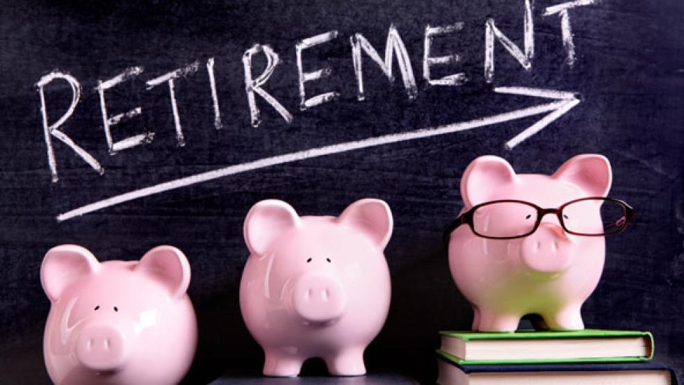 Cum de a crește economiile de pensii și a economisi bani pe Impozite