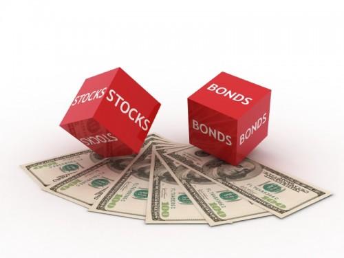 Aposentadoria Planejamento: Como muito do meu dinheiro deve ser em estoques vs. Bonds?