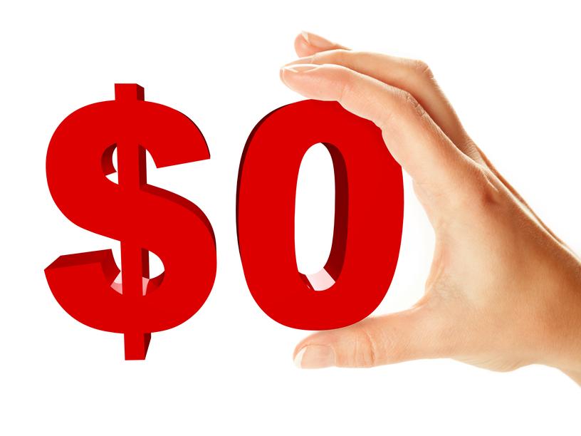 Kaip atsižvelgdama nulinis balansas įtakoja jūsų kredito balas