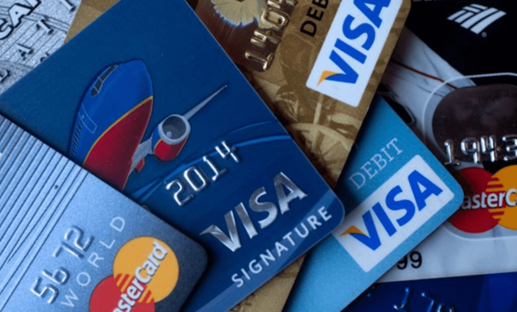 Скільки кредитних карт Ви повинні мати?