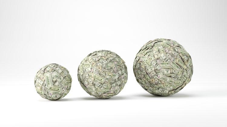 Raggiungere la libertà finanziaria con una palla di neve di debito