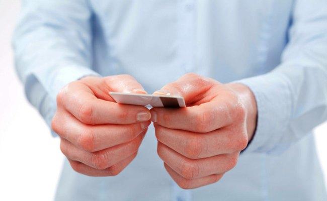 Nyolc Tippek, hogy bankkártyák dolgozni, nem ellened