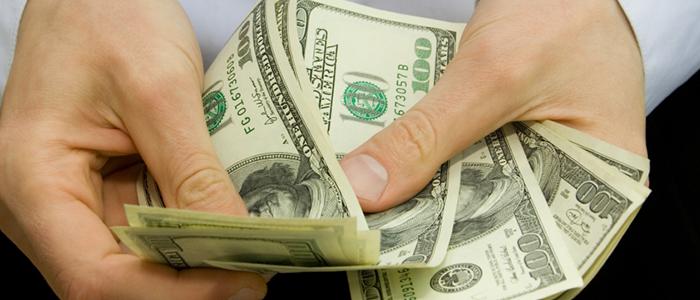 Selvittää, miten inflaatio vaikuttaa pankkitilin