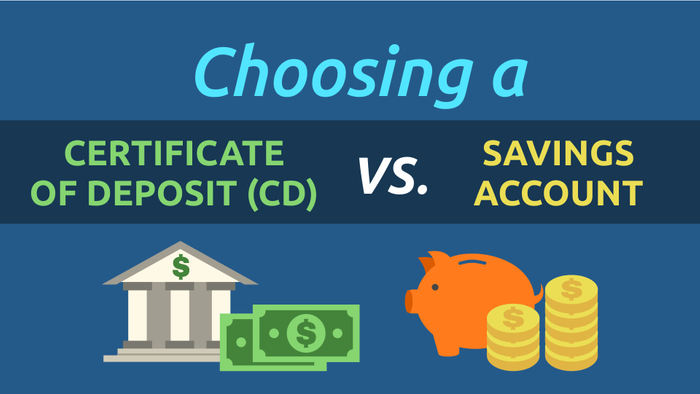 CD par rapport à un compte d'épargne: Quel est le meilleur?